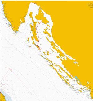 Seekarte 2